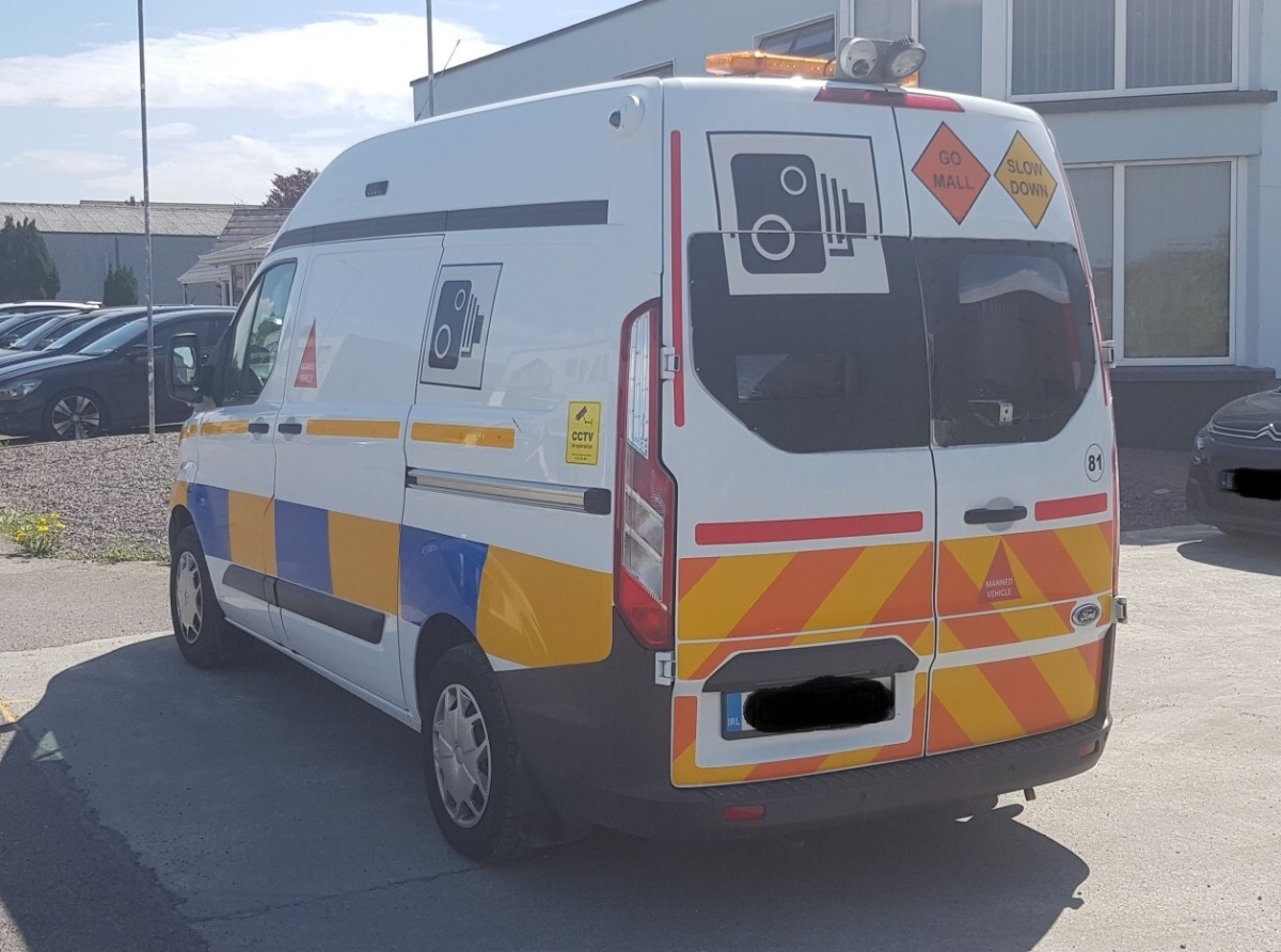 Ireland's 9 to 5 jobs, Article #2: An interview with a  speed camera van technician.
