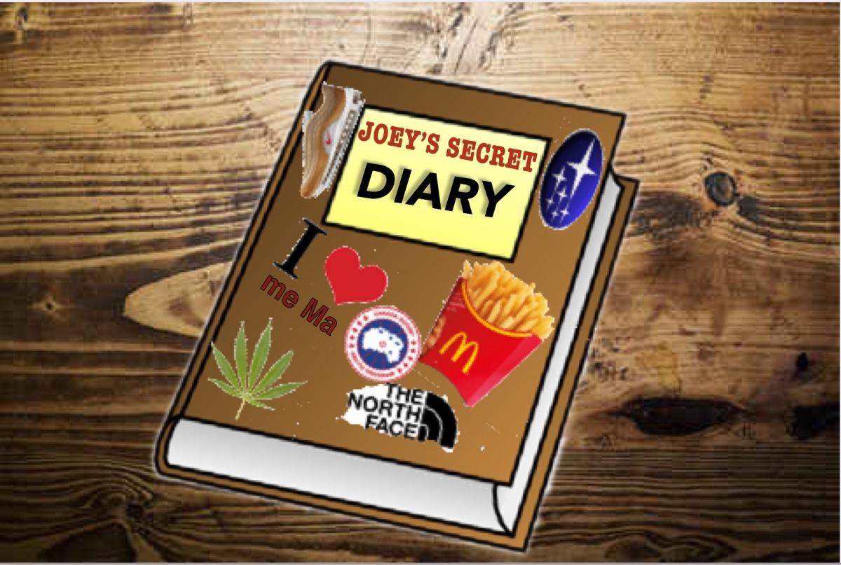 Joey's diary entry #1: Me Gooser jacket horrorstory.